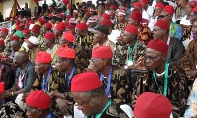 Ndigbo to abolish Osu caste system Dec 28