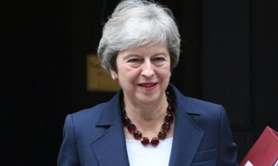 Temporary relief for May as EU leaders rubber stamp UK's Brexit deal