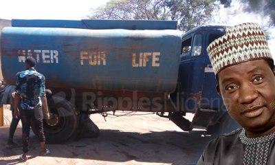 In Plateau outbreak of diseases loom as wells run dry