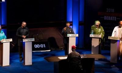 Osinbajo, Obi dominate as 2019 VP candidates debate