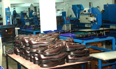 NIGERIA'S LOCAL SHOE INDUSTRY: A goldmine waiting to be exploited