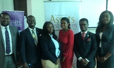 Assets Custodians change guards