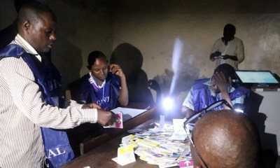 DRC: Vote counting begins as opposition declares ruling party win would be 'provocation'
