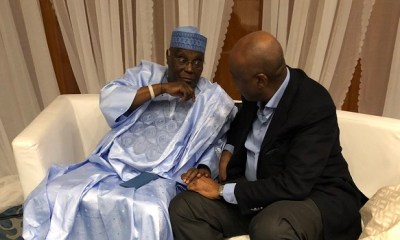 #2019Debate: 'You can't shave a man's head in his absence', Atiku cites Buhari's absence for own boycott