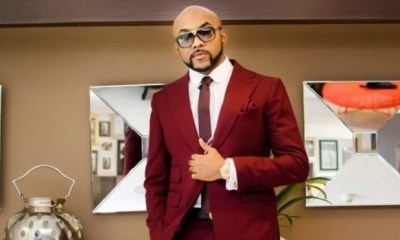 Banky W mulls lawsuit against woman who claims he collected N57m to campaign for Buhari