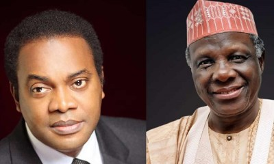 2019 ELECTIONS: SDP loses out as names of Duke, Gana absent in INEC's final list of candidates