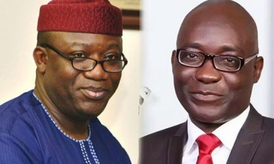 EKITI: Police beef up security as tribunal set to deliver judgment on guber election Monday
