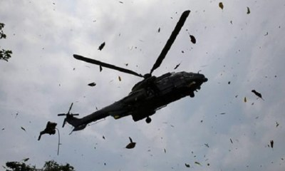 All 5 crew members of crashed Nigerian Airforce confirmed dead
