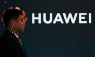 Huawei fires top executive charged with espionage