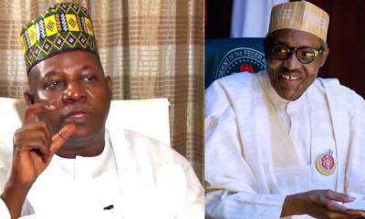 BOKO HARAM: Buhari counters Shettima, says 'we've recorded remarkable improvement'
