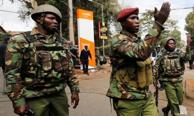 US warns its citizens in Kenya, says Westerners may be targeted by extremists