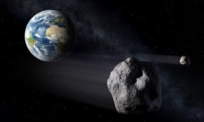 Colossal asteroid heading toward earth, NASA warns