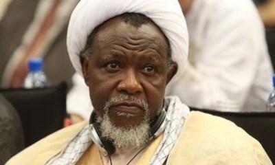 Kaduna court adjourns El-Zakzaky's trial indefinitely