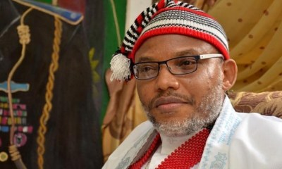 KANU: Ohaneze Ndigbo youths beg Buhari for pardon