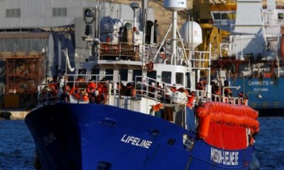 Malta takes control of tanker ship hijacked by migrants