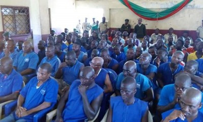Correctional Service arrests 25 out of 122 fleeing inmates