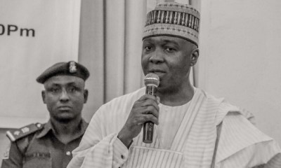Even APC is ashamed of 2019 election, their victory will be short lived —Saraki