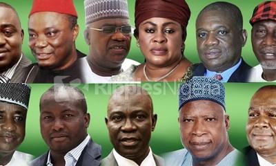9th Senate: 15 Senators with multi-billion Naira fraud cases taking shelter in National Assembly