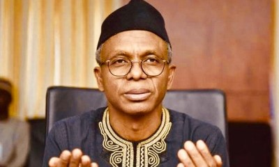 KADUNA GOV'SHIP POLL: Court to decide El'rufai's fate July 3