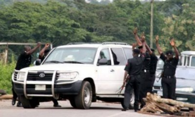 SERAP survey places Police as most corrupt institution in Nigeria