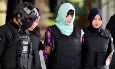 Vietnamese woman jailed for murder of Kim Jong Nam, North Korea leader's brother