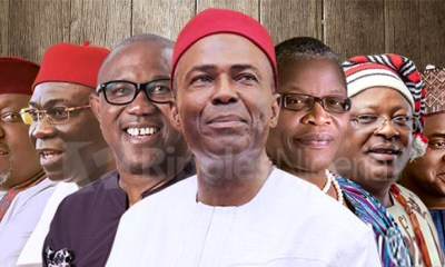 4 Years Away: Are these the best 10 Ndigbo can put forward for 2023 Presidency