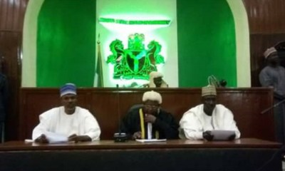 Jigawa assembly lawmakers tussle over new leadership