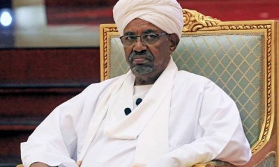 SUDAN: Army reveals President Bashir has been relieved of his duties, as protests continue