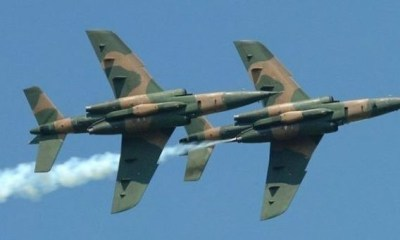 nigerian fighter jets air stike 1
