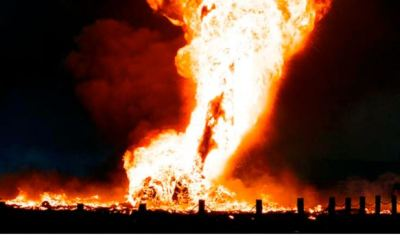 OIL WELL FIRE: Ondo communities demand $2.5bn compensation from Chevron