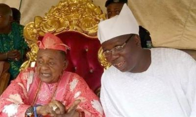 INSECURITY: Alaafin, Adams reveal Yoruba's plans to end menace