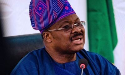 Oyo not in top 10 list of debtor-states, Ajimobi down plays N150bn debt profile
