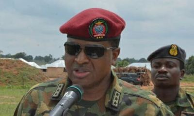 Chief of Air Staff charges officers on terrorists, bandits