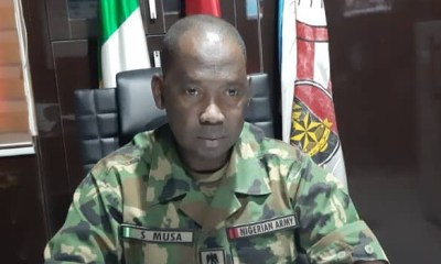 Army claims 9 members of Boko Haram propaganda team killed