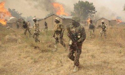 Army arrests 25 bandits in Sokoto, Katsina