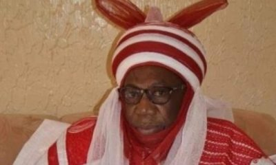 Kidnappers release Buhari ADC's father-in-law, Magajin Garin Daura after two months in captivity