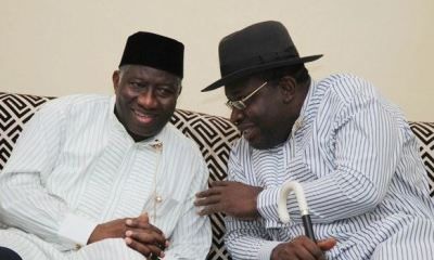 Bayelsa reacts to alleged rift between ex-President Jonathan, Gov Dickson