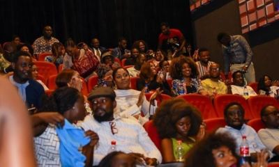 Data reveals Nigerians spent N3bn in cinemas in first half of 2019
