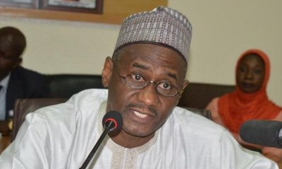 Buhari sacks NHIS boss, Usman Yusuf
