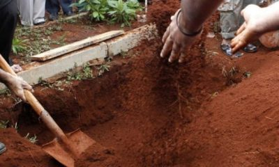 Kenyan chief threatens legal action, after officials exhume man's remains to remove service uniform