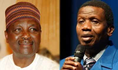 Gowon, Adeboye move to rescue Nigeria from insecurity