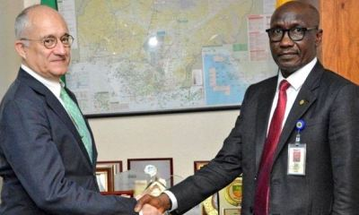 NNPC expresses interest in trade relations with Turkey