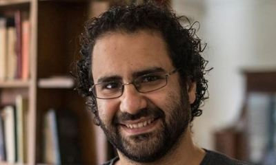 Prominent Egyptian dissident, Abdel Fattah, arrested 6-months after release