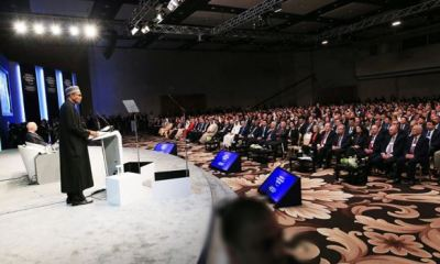 Buhari addresses UNGA, lists govt's action plans on climate change