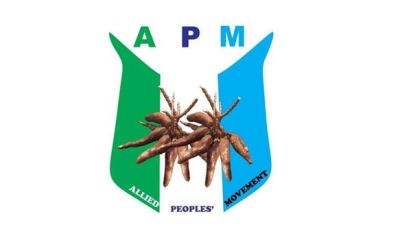 KOGI GUBER: INEC planning to use technicalities to disqualify some candidates, APM alleges