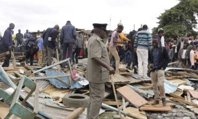 KENYA: Headteacher of collapsed school which killed 8, injured 60 others, detained, arraigned in court
