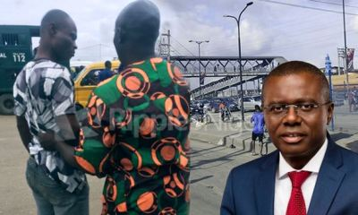 INVESTIGATION: How Lagos Environmental Sanitation Officers, maltreat, extort residents (Part 1)