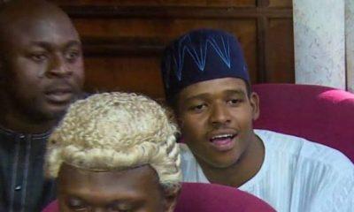 Maina's son Faisal, remanded in police custody