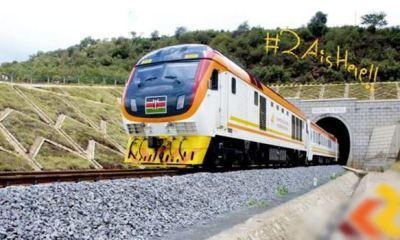 Kenya launches $1bn Chinese-built railway line Wednesday