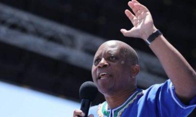 Johannesburg's mayor resigns over race row